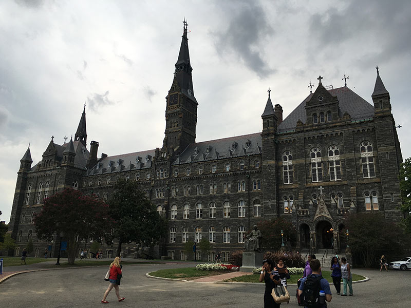 Georgetown University Washington DC